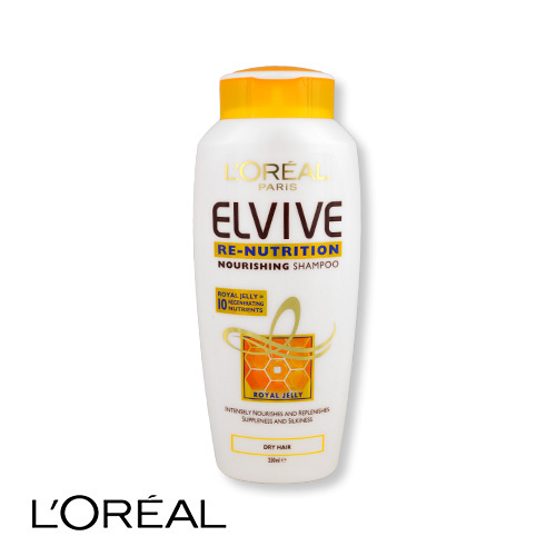 L'Oreal Elvive Shampoo Re Nutrition Nourishing 250ml