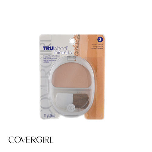 CoverGirl Trublend Pressed Mineral Foundation 2 Creamy Natural