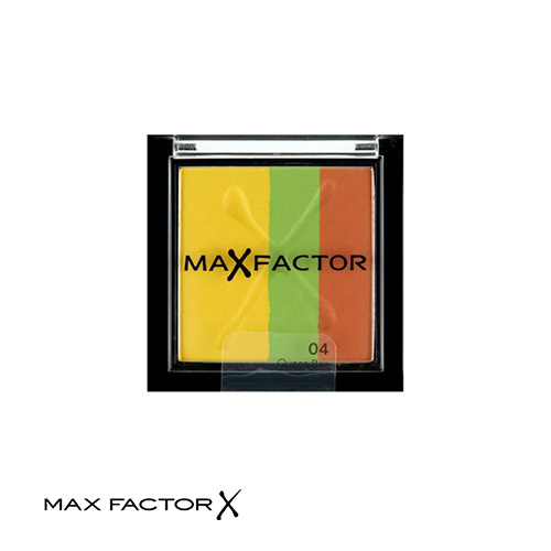 Max Factor Max Effect Trio Eyeshadow 04 Queen Bee