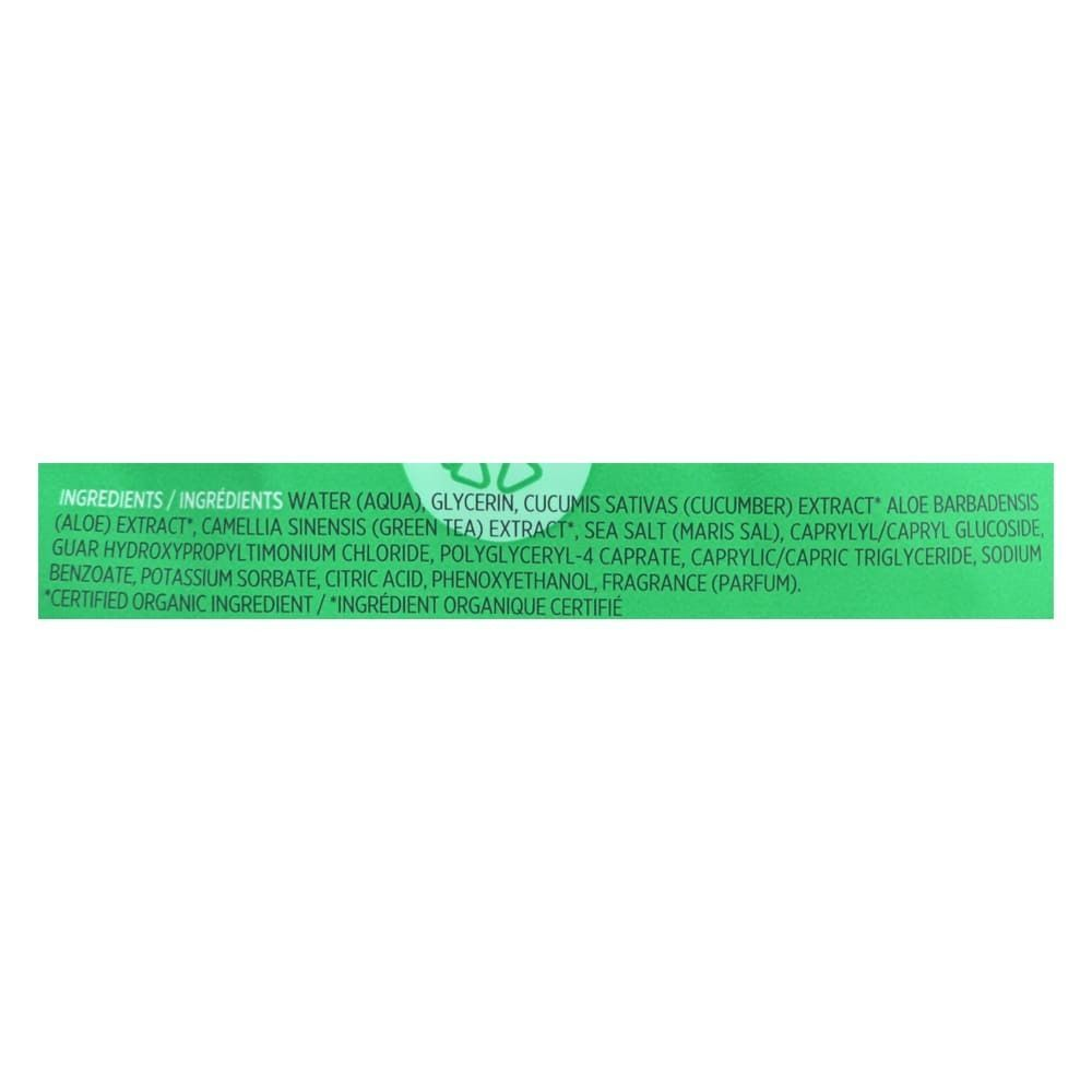 Yes To Cucumbers Calming Facial Wipes 30pk