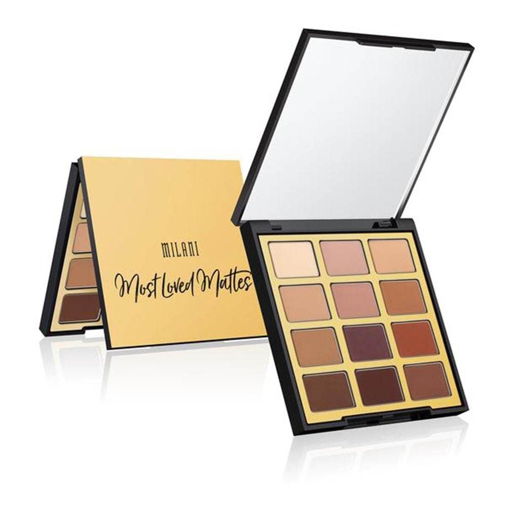 Milani Most Loved Mattes Eyeshadow Palette 01 12g