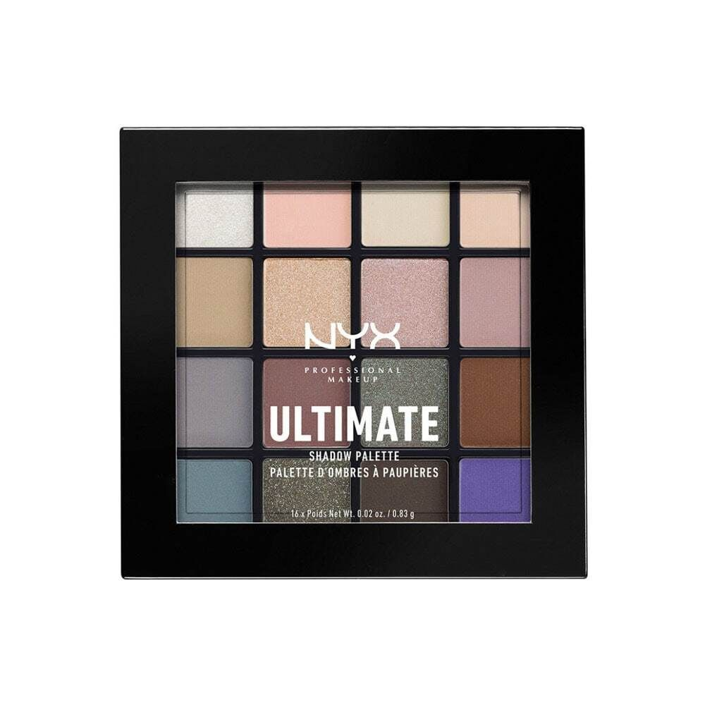 NYX Ultimate Eyeshadow Palette 02 Cool Neutrals