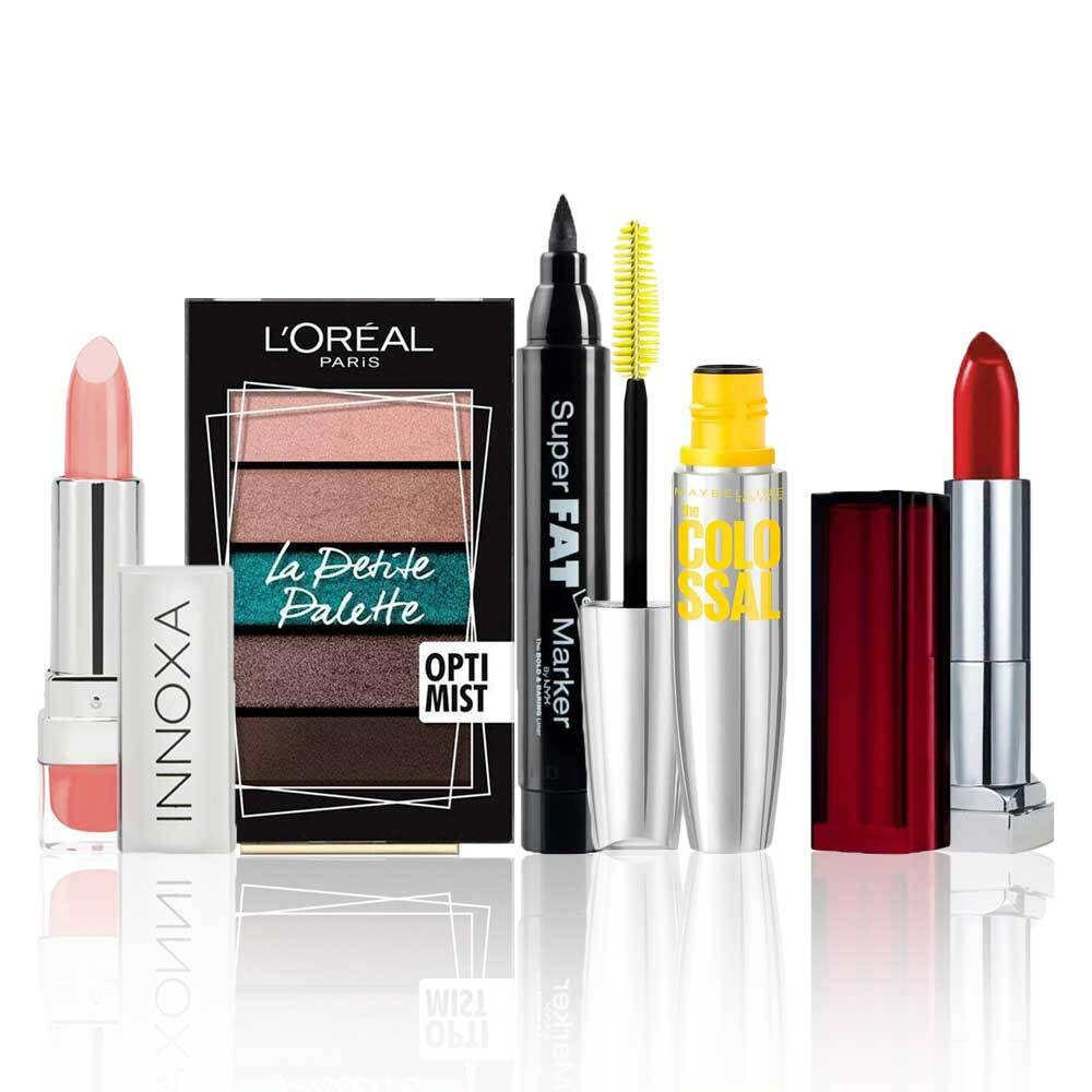 Lip and Eye Assorted Gift Pack