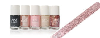 Ulta3 Nice List Nail Christmas Pack