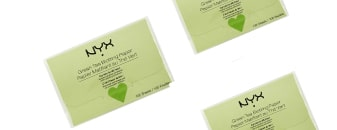 NYX Blotting Paper Green Tea