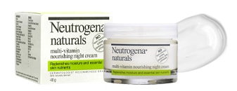 Neutrogena Multi Vitamin Nourishing Night Cream