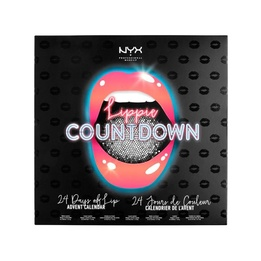 NYX Professional Makeup Lippie Countdown 24 Days of Lip Advent Calendar