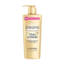 Jergens Natural Glow Tan Extender All Skin Tones Daily Moisturizer 221ml
