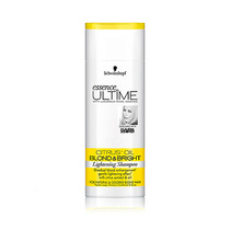 Schwarzkopf Essence Ultime Shampoo Citrus + Oil Blonde & Bright Lightening 250ml
