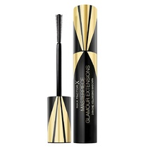 Max Factor 3in1 Volumising Mascara Masterpiece Glamour Extensions Black 12ml