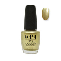 OPI Gift Of Gold Never Gets Old Nail Lacquer 15ml