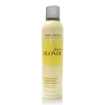 John Frieda Sheer Blonde Crystal Clear Hairsray For All Blondes 241g