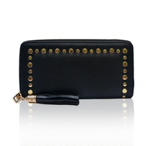 Ladies Wallet Boho Queen Black
