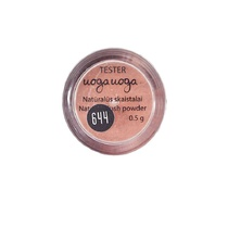 Uoga Uoga Natural Mineral Blush Powder Tester 644 Young Wine 0.5g