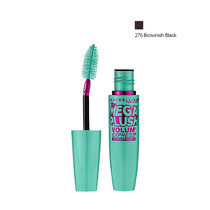 Maybelline The Mega Plush Volum' Express Waterproof Mascara 276 Brownish Black 9ml