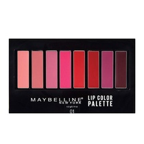 Maybelline Lip Color Palette 01 4g