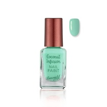 Barry M Coconut Infusion Nail Polish Bikini 10ml