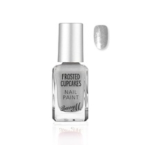 Barry M Frosted Cupcakes Nail Polish 648 Earl Grey 10ml
