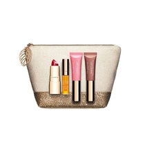 Clarins Precious Lips Collection Set 4pc