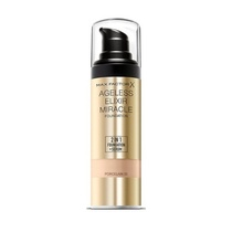 Max Factor Ageless Elixir Miracle 2 in 1 Foundation + Serum 30 Porcelain 30ml