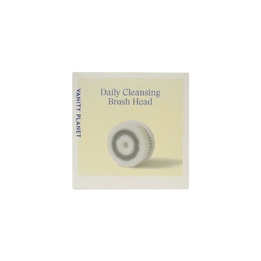 Vanity Planet Daily Cleansing Replacement Brush Head for Ultimate Skin Spa and GlowSpin