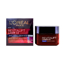 L'Oreal Revitalift Laser X3 Anti Ageing Cream Mask Night 50ml