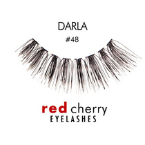 Red Cherry Eyelashes 48 Darla