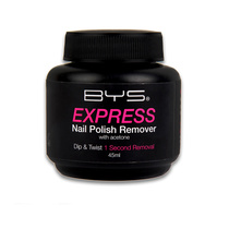 BYS Nail Polish Remover Express Pot 45ml