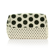 Lady Polka Dot Toiletries Bag