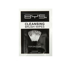 BYS Cleansing Brush Wipes 12 Pack