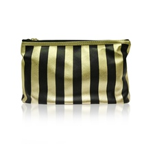 Get Your Glam On! Toiletries Bag Black & Gold