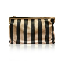 Get Your Glam On! Toiletries Bag Black & Rose Gold