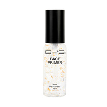 BYS Face Primer Pump With Gold Flakes 45ml