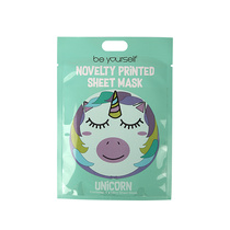 Be Yourself Novelty Printed Sheet Mask Unicorn 18ml
