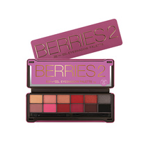BYS Berries 2 Eyeshadow Palette 12 Colours