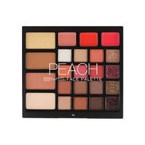BYS Peach Face Palette 23pc