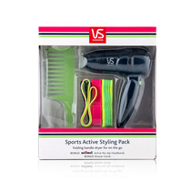 VS Sassoon Sports Active Styling Pack