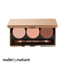 Nude by Nature Natural Illusion Eyeshadow Trio 03 Rose