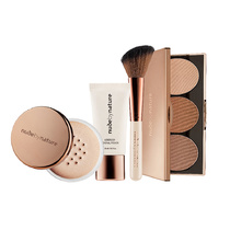 Nude by Nature Pure Shores Light Set Deluxe Contour Collection