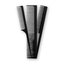 TBX Anti-Static Comb Set 3pk