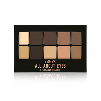 Ulta3 All About Eyes Eyeshadow Palette Nudes