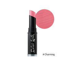BH Cosmetics Color Lock Long Lasting Matte Lipstick Charming