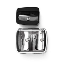 e.l.f Dual Pencil Sharpener Black