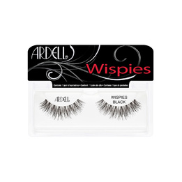 Ardell Glamour Wispies Black Lashes