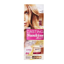 L'Oreal Paris Casting Sunkiss Jelly 01 Light Brown