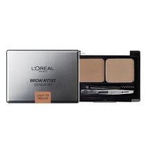 L'Oreal Brow Artist Genius Kit 02 Light To Medium 3.5g