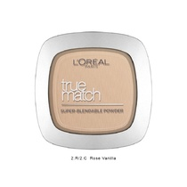 L'Oreal Paris True Match Super Blendable Powder 2.R/2.C Rose Vanilla 9g