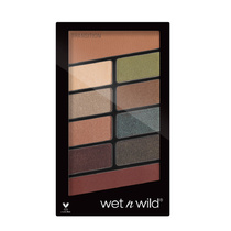 wet n wild Color Icon Eyeshadow 10 Pan Palette Comfort Zone 8.5g