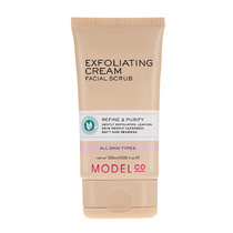 ModelCo Exfoliating Cream Facial Scrub 120ml
