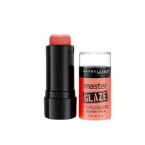 Maybelline By Face Studio Master Glaze Blush Stick 30 Coral Sheen 6.8g